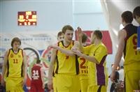 БК «Тула» дважды уступил баскетболистам Ярославля, Фото: 21