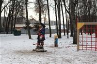 Каток в Центральном парке. Январь 2014, Фото: 1