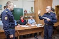 Экзамен для полицейских по жестовому языку, Фото: 24