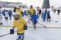 Семейный фестиваль хоккея, Фото: 1