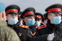 В Туле прошла первая репетиция парада Победы: фоторепортаж, Фото: 42