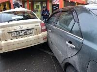 В центре Тулы сбили троих пешеходов, Фото: 3