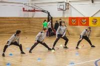 """Мастер-класс молодежки """"Арсенала"""" в Щёкино, Фото: 52"""