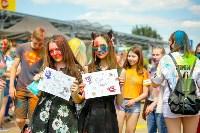 В Туле прошел фестиваль красок и летнего настроения, Фото: 71