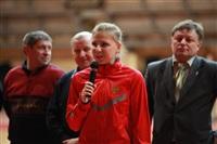 Соревнования по легкой атлетике. 9 января 2014, Фото: 4