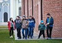 Средневековые маневры в Тульском кремле. 24 октября 2015, Фото: 12