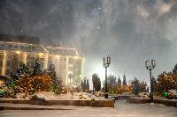 В Туле ночью бушевал буран, Фото: 10