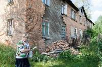 В Шахтинском поселке люди вынуждены жить в рушащихся домах, Фото: 9