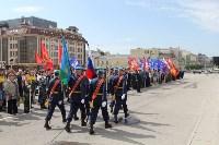 В Туле прошел митинг в честь Дня ветерана боевых действий Тульской области, Фото: 5