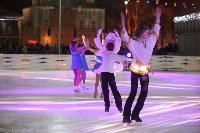 Туляки отметили Старый Новый год ледовым шоу, Фото: 13