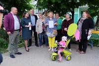 В Туле победители конкурса дворов получили сертификаты , Фото: 35