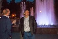 В Кировском сквере открылся светомузыкальный фонтанный комплекс: Фоторепортаж Myslo, Фото: 17