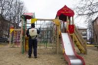 Дезинфекция в Пролетарском округе Тулы, Фото: 28