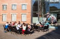 В Туле открылось новая молодежная площадка «Газон». Фоторепортаж, Фото: 7