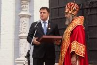 Вручение медали Груздеву митрополитом. 28.07.2015, Фото: 71