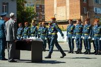 Молодые сотрудники Главного управления МЧС России по Тульской области торжественно приняли присягу, Фото: 49