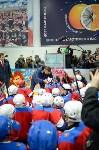 Мастер-класс от игроков сборной России по хоккею, Фото: 18