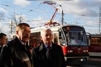 В Туле запустили пять новых трамваев, Фото: 31
