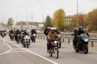 Закрытие мотосезона в Новомосковске-2014, Фото: 18