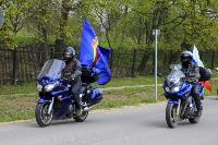 Тульские байкеры почтили память героев в Ясной Поляне, Фото: 43