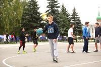 Соревнования по уличному баскетболу. День города-2015, Фото: 2