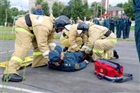 Соревнования добровольных пожарных, Фото: 8