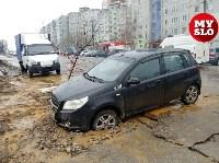 Порыв на ул. Хворостухина, 11.03.19, Фото: 9
