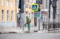 В Туле продолжается масштабная дезинфекция улиц, Фото: 14