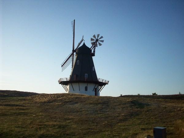 Остров Фанё. Дания.