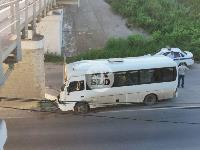 Авария на Алексинском шоссе в Туле, Фото: 1
