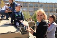 День Победы: гуляния на площади Победы. 9 мая 2015 года, Фото: 60