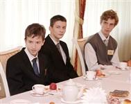Владимир Груздев встретился со школьниками Тульской области, Фото: 3