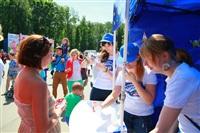 Дегустация питьевого творога Вита Милка, Фото: 8