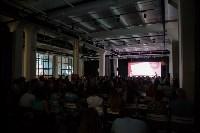 В Туле впервые прошел спектакль-читка «Девять писем» по новелле Марины Цветаевой, Фото: 1