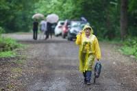 На экотропе «Малиновая засека» прошел Всероссийский субботник, Фото: 1