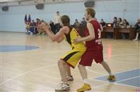 БК «Тула» дважды уступил баскетболистам Ярославля, Фото: 2