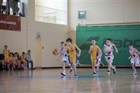 Открытие Всероссийского турнира по баскетболу памяти Голышева. 6 марта 2014, Фото: 2