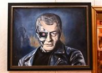 Выставка лица Жириновского, Фото: 1