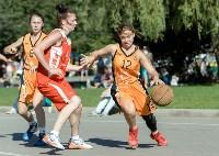 В Центральном парке Тулы определили лучших баскетболистов, Фото: 37