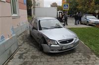 ДТП на ул. Л.Толстого и ул. Бундурина, Фото: 1