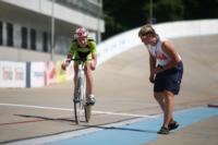 Первенство и Всероссийские соревнования по велосипедному спорту на треке. 17 июля 2014, Фото: 5