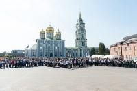 В Туле более 2500 учащихся вузов и колледжей посвятили в студенты, Фото: 78