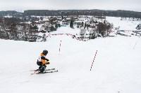 Третий этап первенства Тульской области по горнолыжному спорту., Фото: 68