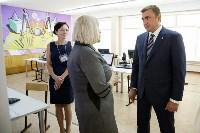 Алексей Дюмин: «Труд учителя должен быть престижным и уважаемым», Фото: 25