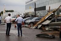 В Туле сорвало крышу делового центра, Фото: 13