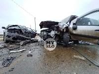 В страшном ДТП под Тулой погибли два человека, Фото: 7