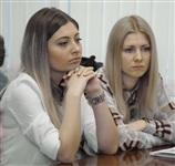 Встреча Дениса Бычкова со студентами иняза ТГПУ, Фото: 5