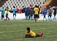 """Матч """"Тула""""-""""Кашира"""" в Новомосковске. 31.01.2015, Фото: 37"""