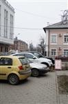 Парковка в районе ул. Тургеневской (недалеко от ТЦ «Гостиный двор»), Фото: 2