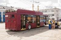 Конкурс водителей троллейбусов, Фото: 47